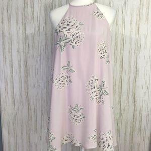 Show me your Mumu Lavender Floral swing dress Med